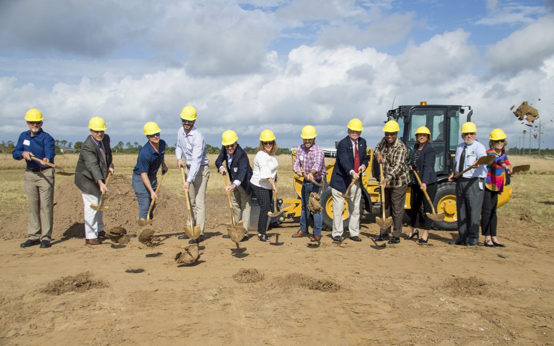 Groundbreaking Held for Amigo Pallets, Inc.