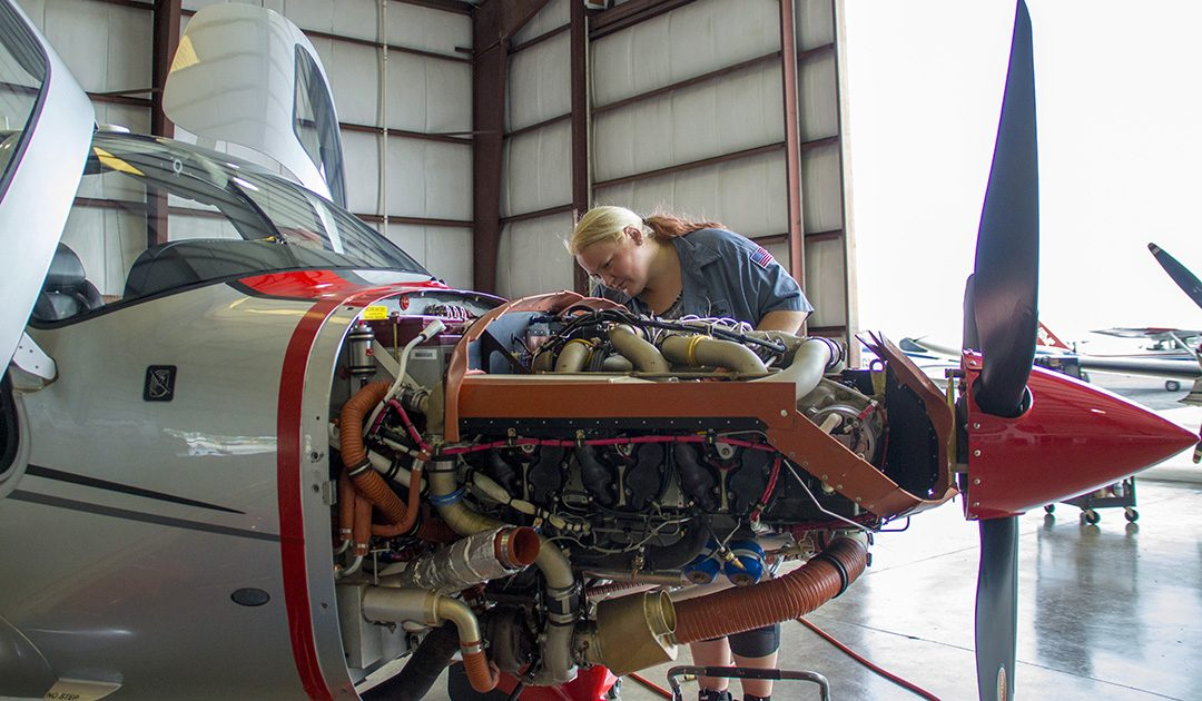 On the Runway: FAA Mechanic Training