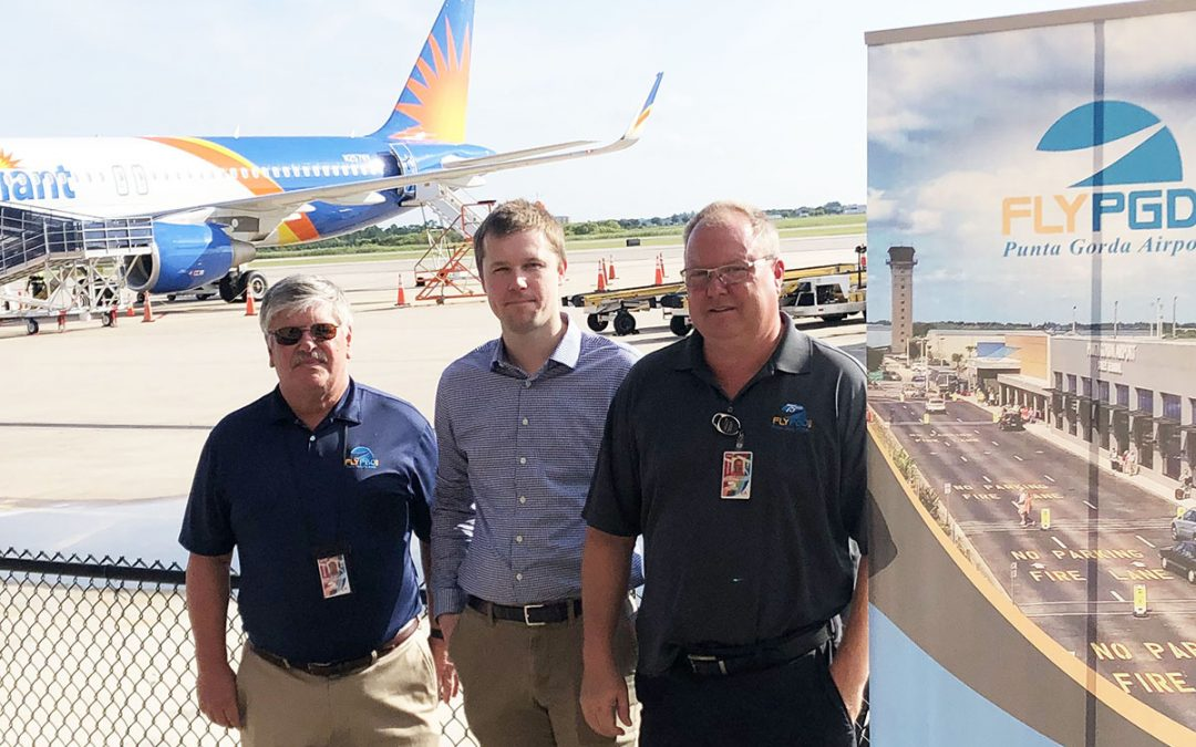 Allegiant Announces New Nonstop Service To  Punta Gorda From 5 Cities