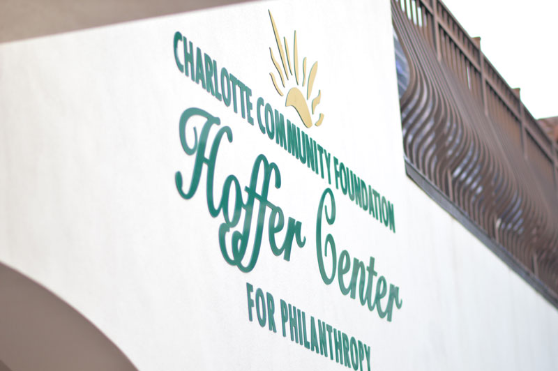 New math for the Charlotte Community Foundation